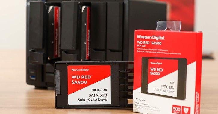 Western Digital推出專為NAS環境設計的次世代儲存解決方案
