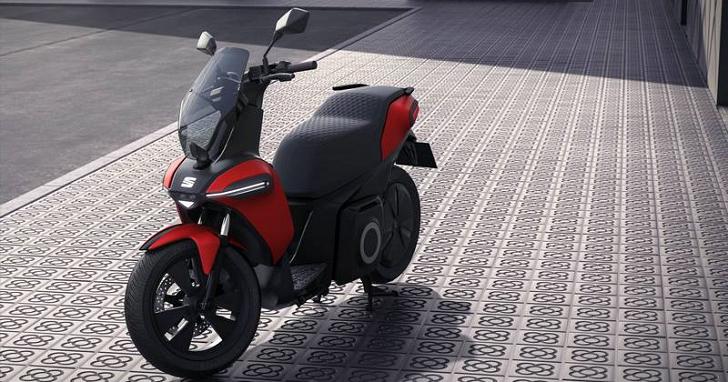 福斯旗下 Seat 也出電動摩托車,就連電動滑板車也不放過