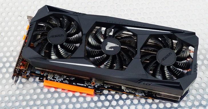 GIGABYTE AORUS Radeon RX 5700 XT 8G 散熱解放測試!同場加映 X570 AORUS ULTRA 主機板
