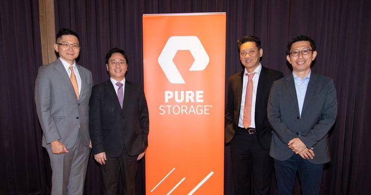 Pure Storage公布2020預測:儲存即服務的訂閱模式將成為市場趨勢