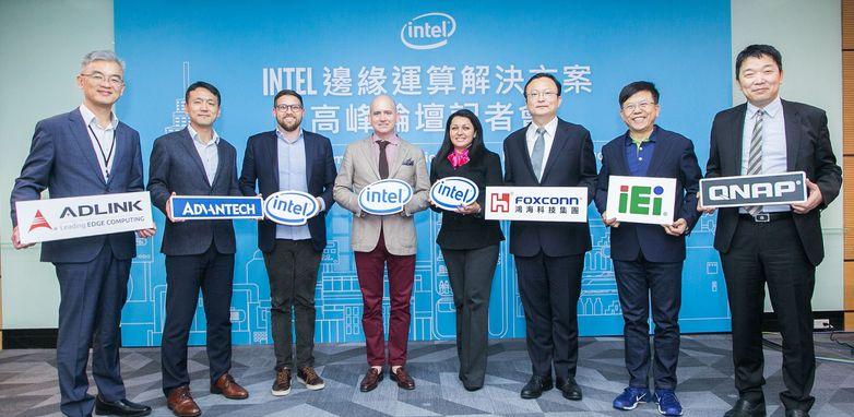 英特爾透過5G和AI邊緣運算實現產業轉型