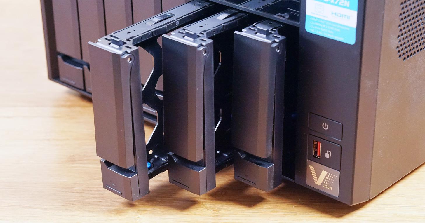 硬碟空間老是不夠?解決影音創作者痛點~一次告訴你如何選配兼具容量與效率的 NAS!