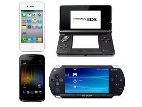 遊戲掌機危機?iOS、Android 遊戲軟體營收擊敗 PSP 和 NDS