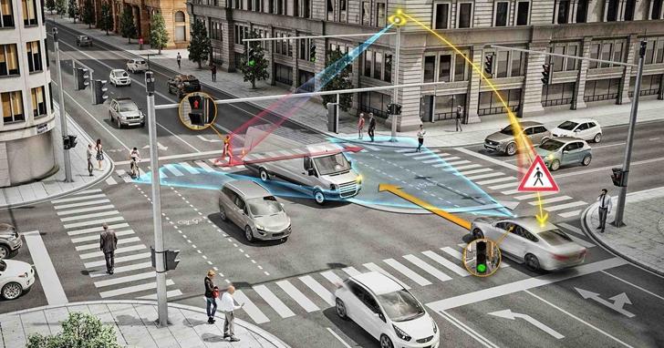 十字路口也智慧化!動態監管路況,自動駕駛暢通無阻