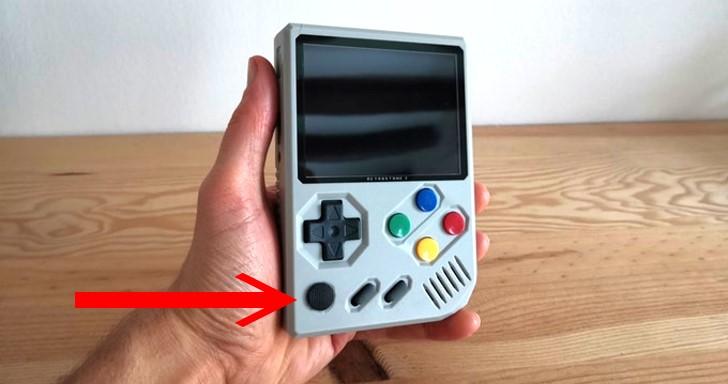 RetroStone 2 Joystick Version小改款升級,加入左類比搖桿