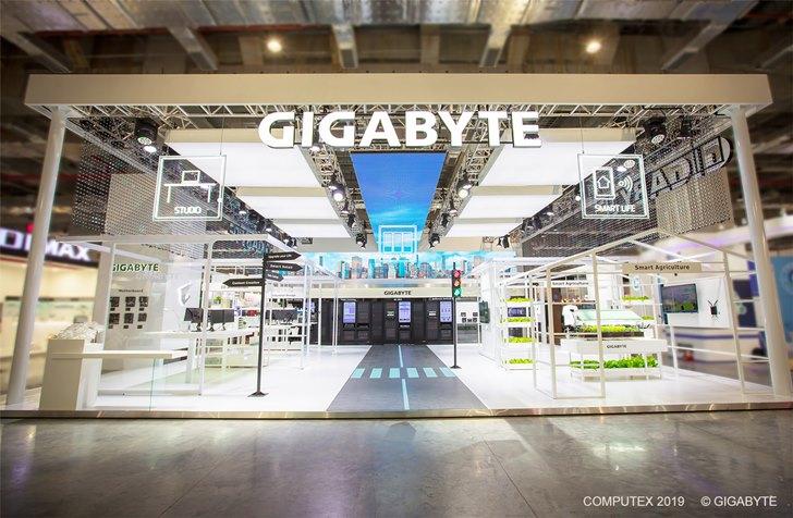 技嘉科技GIGABYTE成為發展AI人工智慧的強力夥伴 CES 2020推出多元解決方案 與技嘉同行 走在雲端