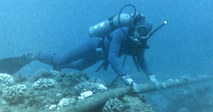 海底電纜被切斷要賠多少?中國一名漁民因為漁網勾掛海底電纜自行切斷被捕,就算賣了漁船也賠不完