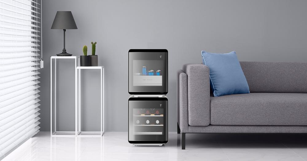 三星在 CES 推模組化家電,方塊型小冰箱、便攜雙口電磁爐讓家電配置更彈性