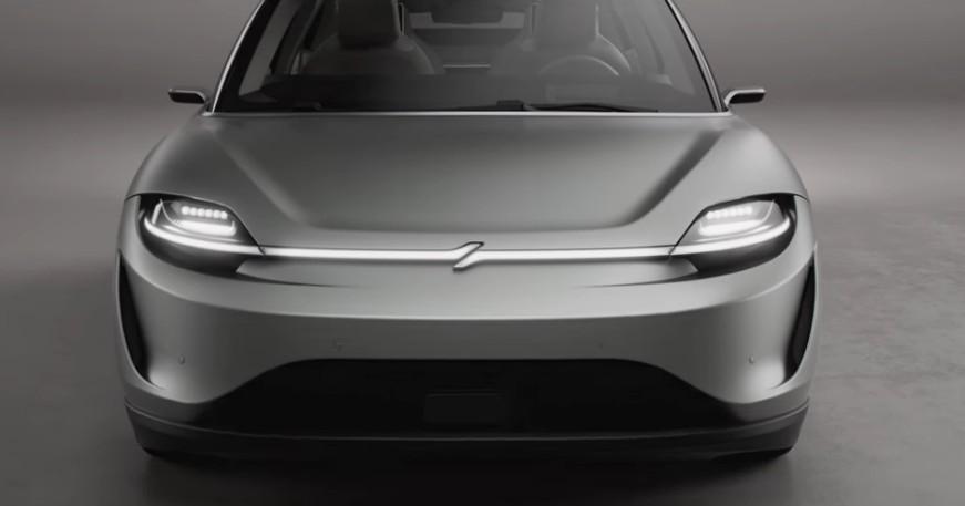 Sony 在 CES 上展出了一台車!Vision-S 概念車集結 Sony 各式科技