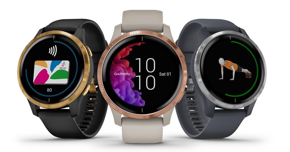 Garmin 發表太陽能充電錶 fenix 6X Pro Solar、支援悠遊卡的 Venu GPS 智慧錶
