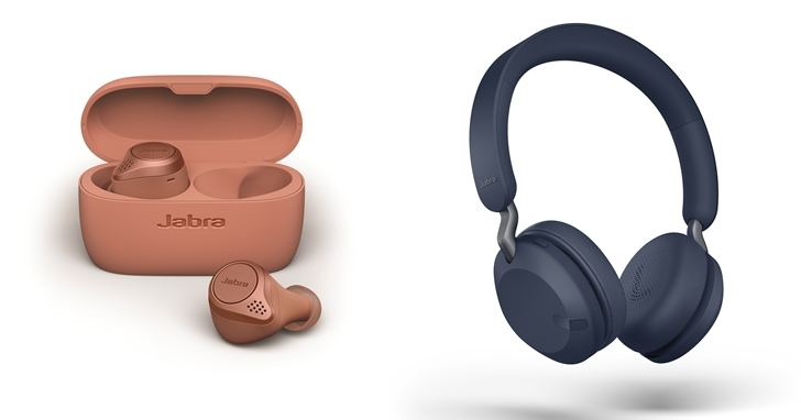 Jabra 發表第四代運動真無線耳機 Elite Active 75t 和輕巧型頭戴式藍牙耳機 Elite 45h