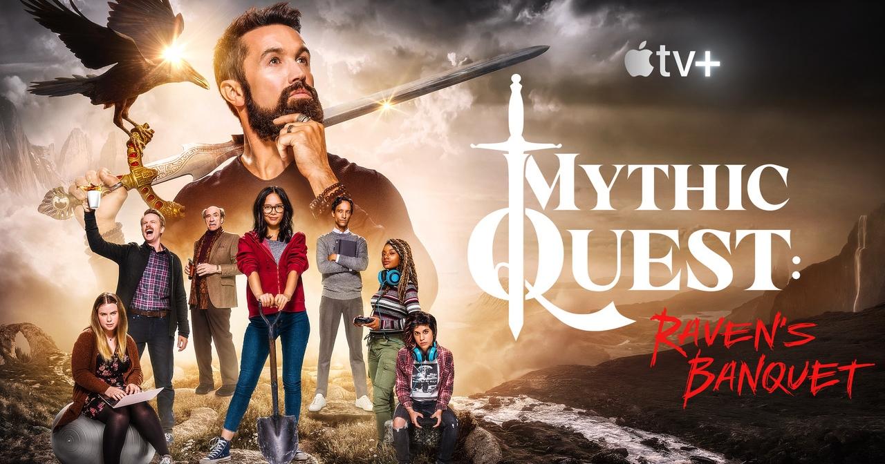 Ubisoft 參與製作!Apple TV+ 全新原創喜劇《神話任務:黑鴉之宴》2 月 7 日上線