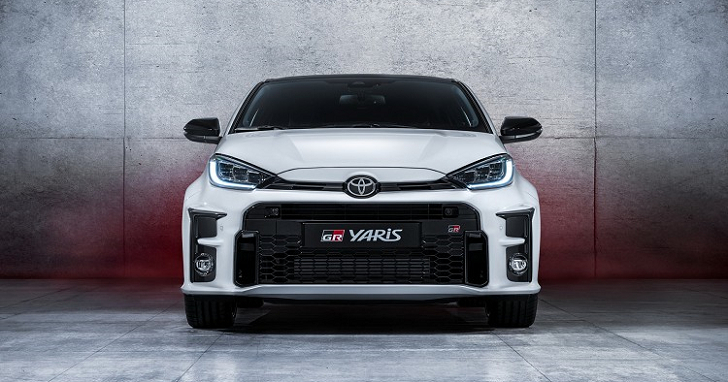 2020 年最期待車種,Toyota GR Yaris 日本亮相