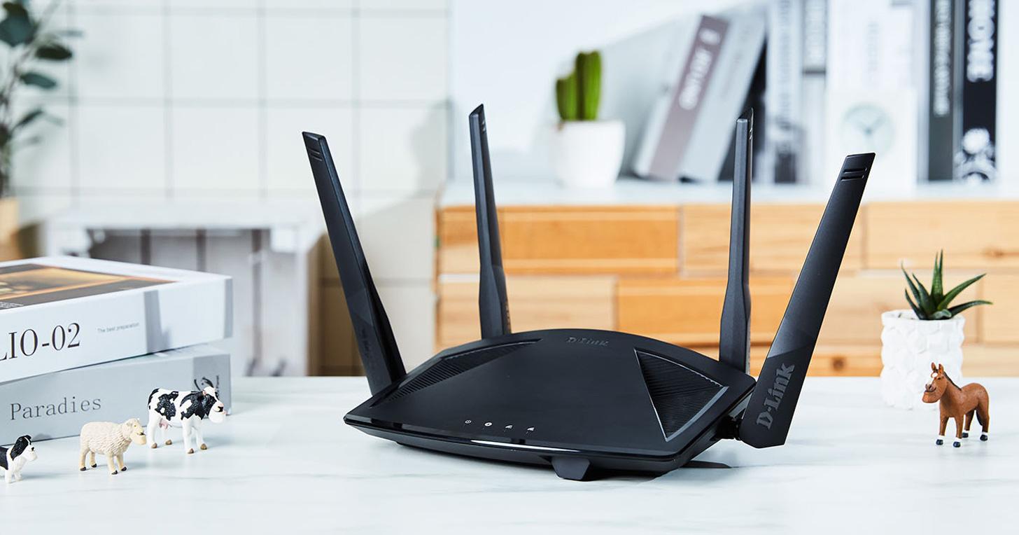 D-Link DIR-X1860 AX1800 Wi-Fi 6 雙頻無線路由器開箱評測: 因應新世代 Wi-Fi 環境的實惠之選!