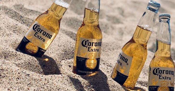 「可樂娜啤酒」因名字太近似,被不少人認為跟新型冠狀病毒有關
