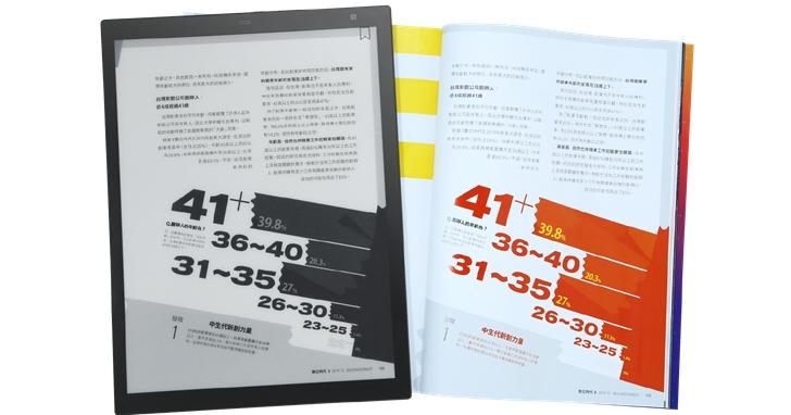 13.3吋電子書閱讀器mooInk Pro 13 正式啟動集資,目標1,000台,集資未滿將不生產!
