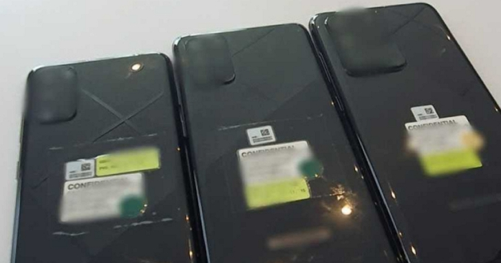 三星Galaxy S20系列的完整陣容真機照洩露,三款機種規格大不同