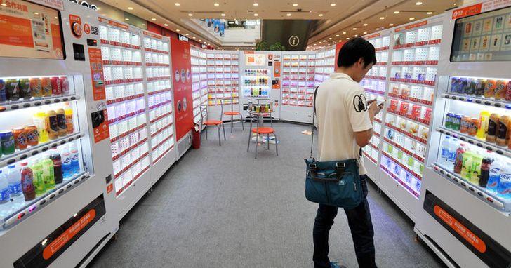 武漢肺炎疫情讓中國大街成空城,原本快被放棄的無人商店服務會回到主流嗎?