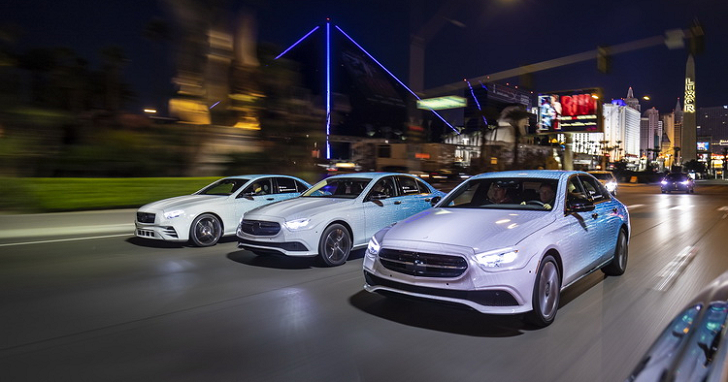 M-BENZ E-Class 小改款將有智慧化升級,今年夏季歐洲上市