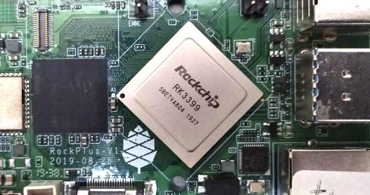 Pine64家族再添成員,HardRock64單板電腦搭載RK3399 6核心SoC