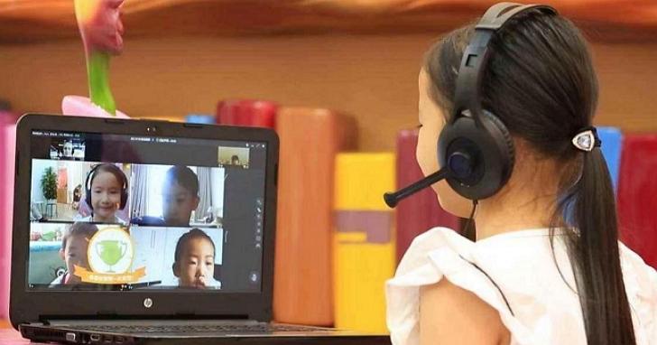 中國小學生安裝視訊會議軟體「在家上課」,但他們留下的「一星評論」流露出真心話