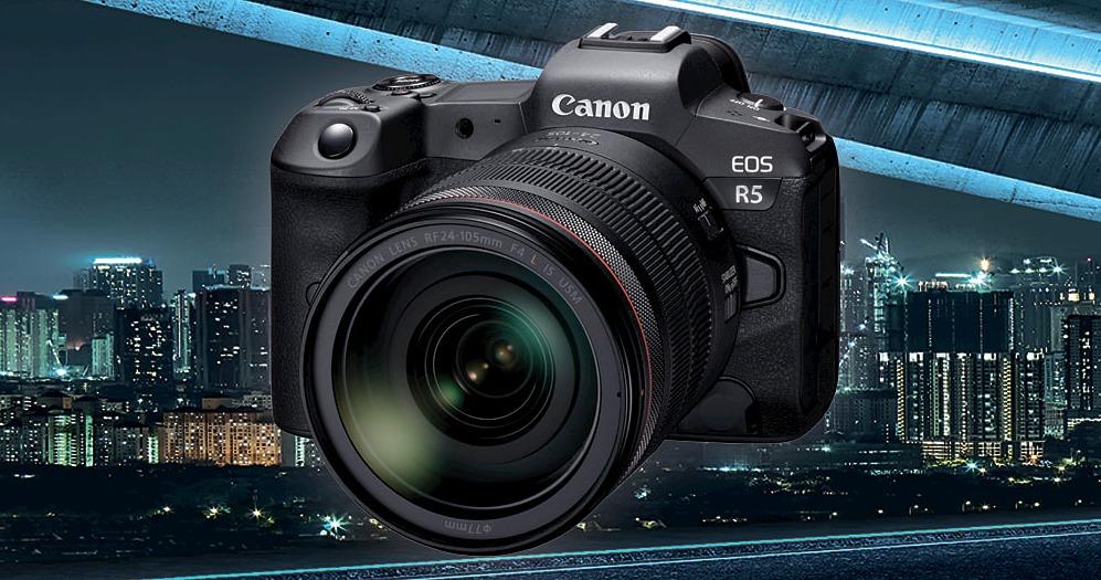 東京奧運殺手出現?Canon 官方自爆雷,宣布超強規格新相機 EOS R5 正在「開發中」