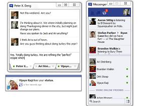 MSN 危機?Facebook 將推出 Windows 專用即時通
