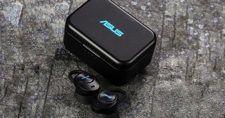 Asus ZenEar BT 動手玩:平價款真無線藍牙耳機,20 小時續航力、IPX 4 防潑水