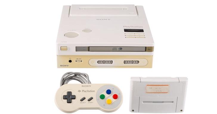 全世界最後一台Nintendo PlayStation拍賣價已破35萬美元!這是任天堂和索尼曾經的「愛情結晶」