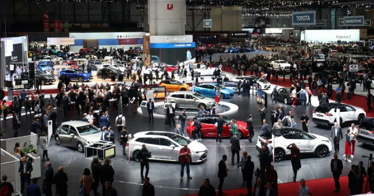至少13家大型車廠缺席,2020年日內瓦車展可能也要因武漢肺炎疫情取消