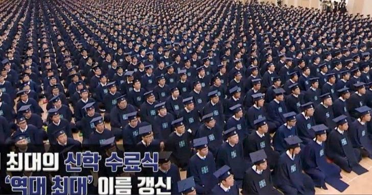 南韓武漢肺炎疫情兩日內暴增至433例成第三大感染國,疫情關鍵點「新天地教會」有多毒?