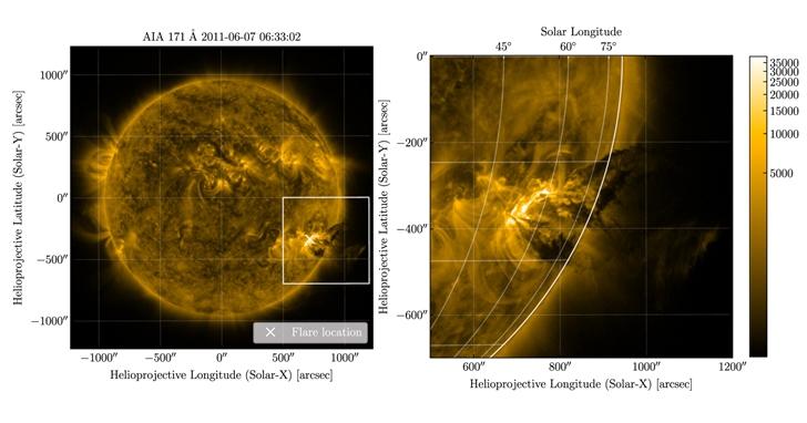 太陽物理學家用Python幫助分析資料,推出天文專用函式庫SunPy