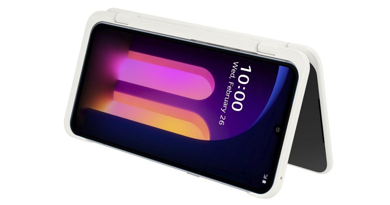 LG V60 ThinQ 5G 新機發表,具備雙螢幕配件、支援 8K 錄影