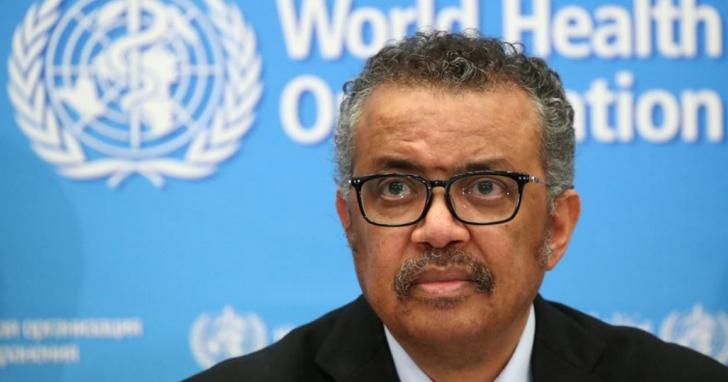 WHO秘書長譚德塞:病毒無國界,如果有哪一國輕忽新冠病毒將會是「致命的錯誤」