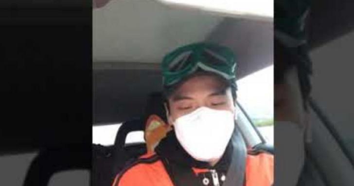 武漢被失蹤的公民記者李澤華:曾擔任央視主持,去武漢火葬場推算到底死了多少人的真相