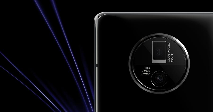 vivo APEX 2020 概念機發表,主打具備螢幕下前鏡頭、內建雲台的主鏡頭、60W 無線充電