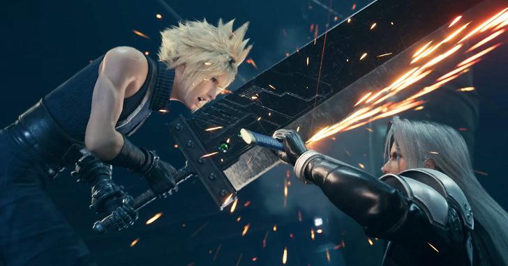 《Final Fantasy VII Remake》試玩版終於上線啦!還不趕快打開你的 PS4 來衝一波