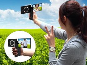 Camera Design:搞怪、自拍概念相機搶先看
