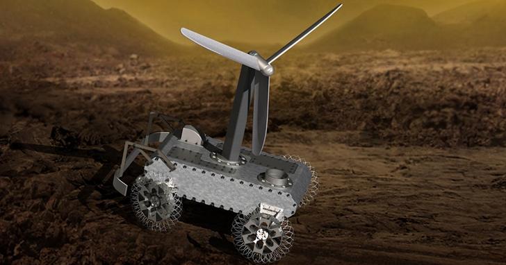 NASA向公眾徵求能承受金星地表環境的感測器設計