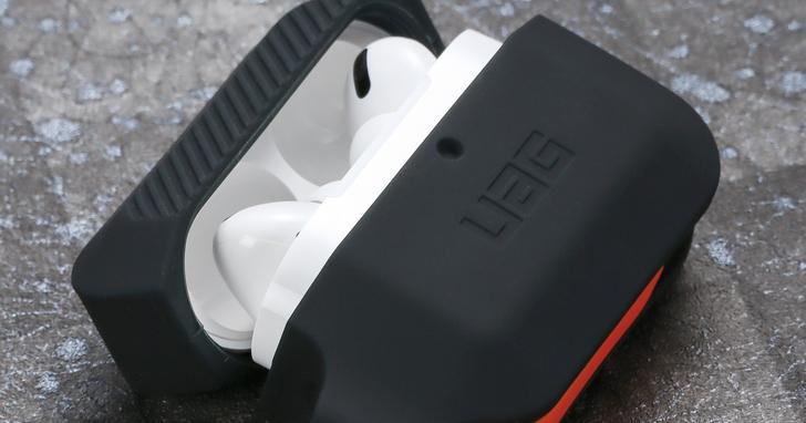 UAG AirPods Pro耐衝擊防水防塵保護殼-軍規認證,防刮、防塵又抗摔