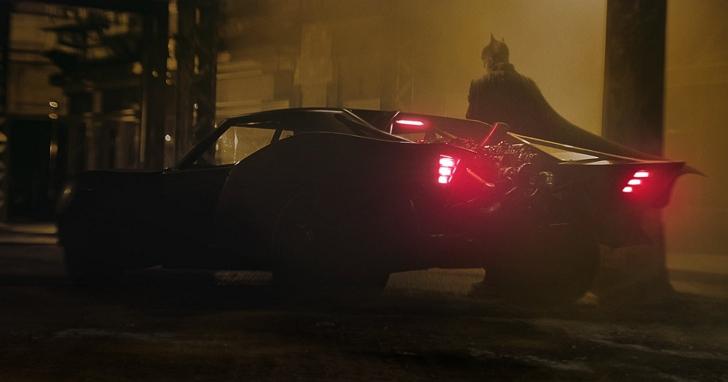 Matt Reeves曝光新版蝙蝠車造型,道地美式肌肉性能