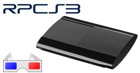 RPCS3模擬器支援PlayStation 3D,紅藍眼鏡就能玩3D PS3遊戲