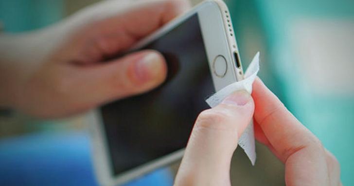 蘋果更新 iPhone 清潔指南,改口你可用特定消毒紙巾進行清潔