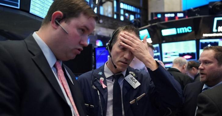 石油價格戰+新冠病毒,美股崩跌23年來首次動用熔斷機制暫停交易