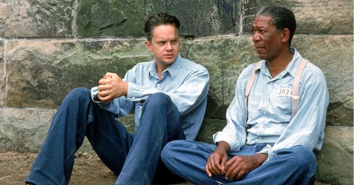 史上最佳電影《刺激1995》大銀幕重映,經典金句讓你回顧人生