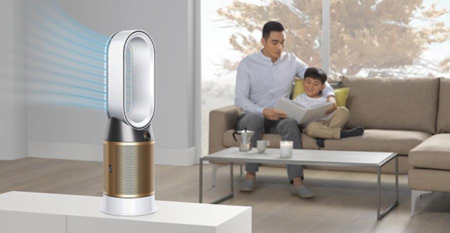 Dyson 全台4大城市室內空汙調查:高雄室內 PM2.5 是台北 1.5 倍