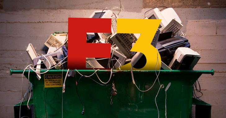 E3 停辦後不如就此永遠消失?武漢肺炎可能成為壓垮 E3 最後一根稻草