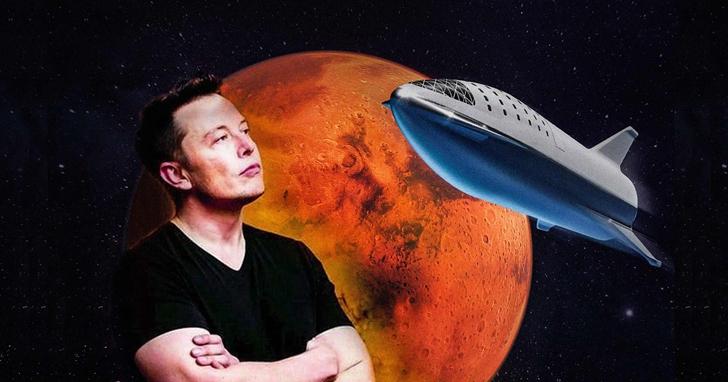 馬斯克想移民火星是來真的,打算每週造一艘大空船組成艦隊移民