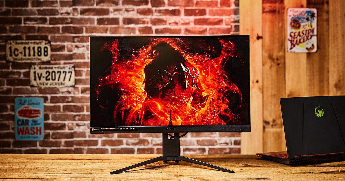 MSI Optix MAG272CQR 電競螢幕開箱與心得分享:花點小錢就能徹底提升遊戲沉浸感與包覆體驗!