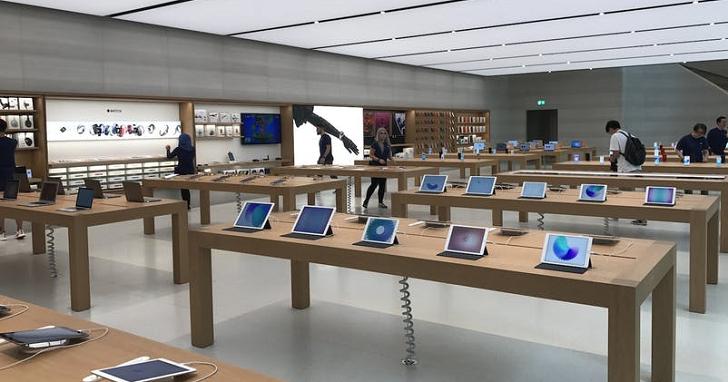 蘋果取消了 Apple Store 3 月 27 日「解禁」時間表,改口大中華區以外的專賣店無限期關閉